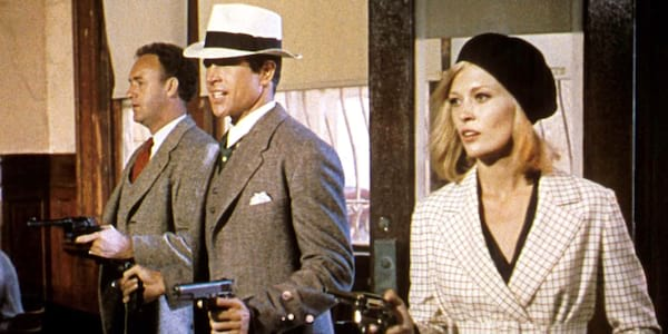 Bonnie and Clyde, movies, action movie