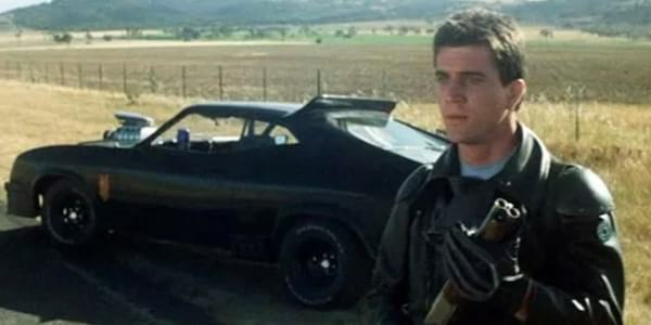 Mad Max, movies, action movie