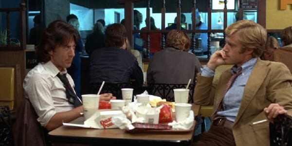 All The President's Men, movies, 70s movie