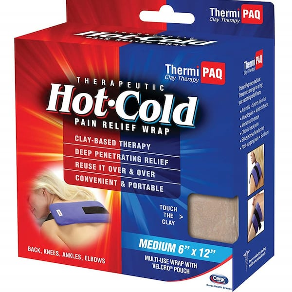 Arthritis Products, closeup of a hot/cold pack, health