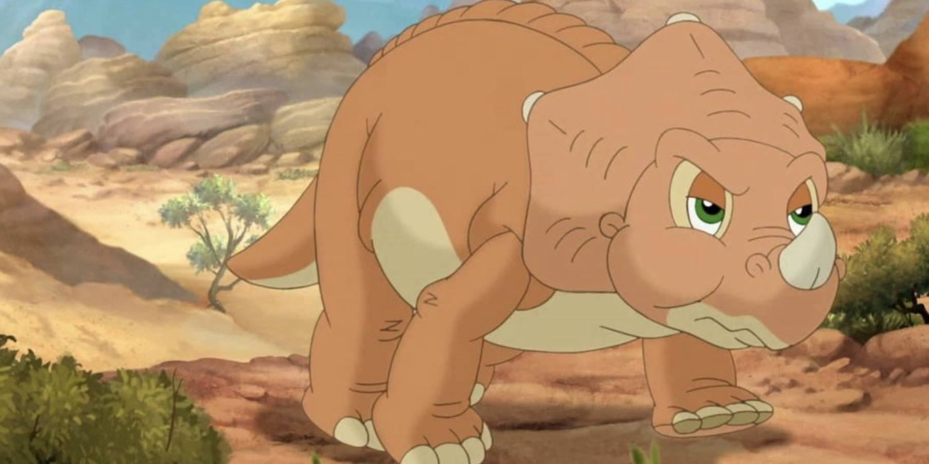 The Land Before Time, dinosaurs, movies