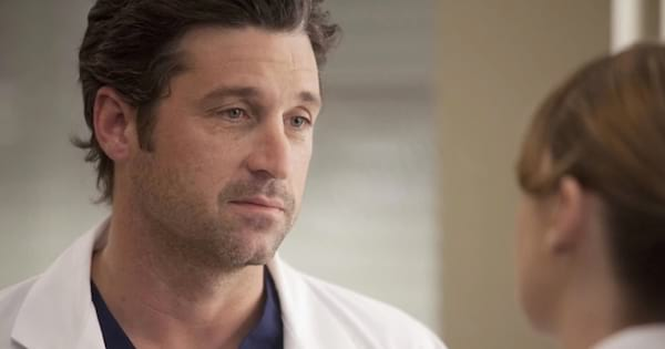 Derek Shepherd grey's anatomy, quiz