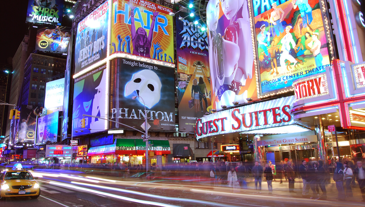 times square, tourist location, tourist, Geography