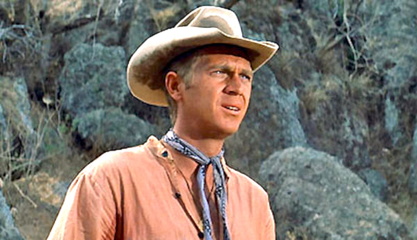 movies, celebs, The Magnificent Seven, 1960, Steve McQueen, Western