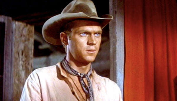 movies, celebs, The Magnificent Seven, 1960, Steve McQueen, Western, AMC