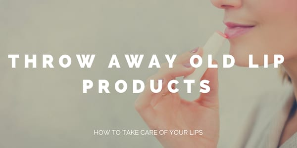 how to take care of your lips