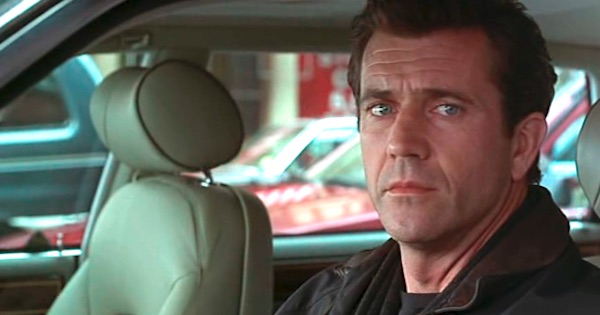 mel gibson sitting in car, movies ranking