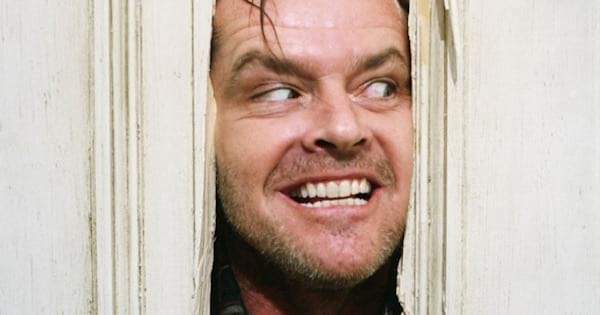jack torrance in the shining, movies horror ranking