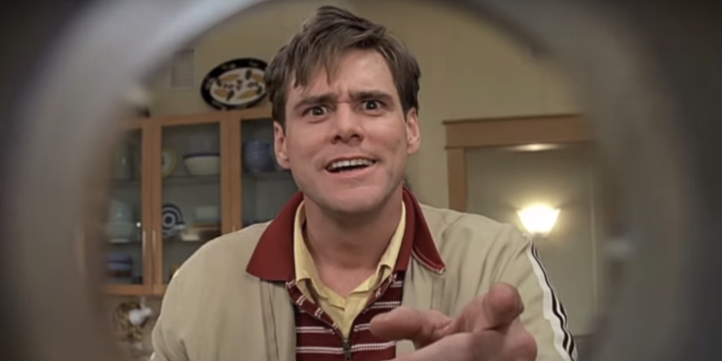 The Truman Show, jim carrey, movies