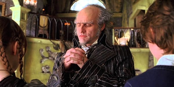 Lemony Snicket's A Series of Unfortunate Event, jim carrey, movies