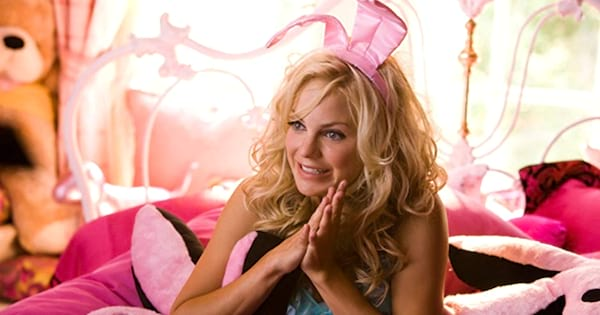 Scene from the movie House Bunny.