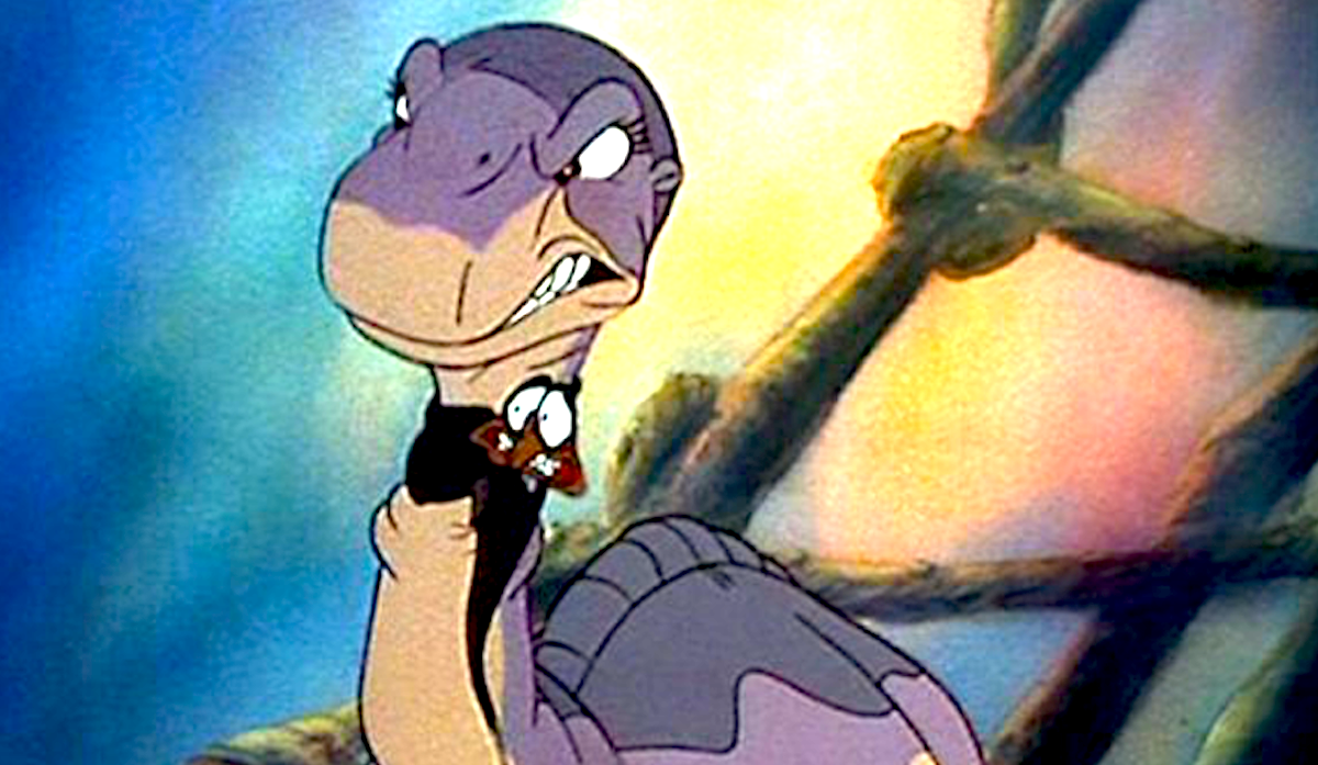movies, The Land Before Time, 1988