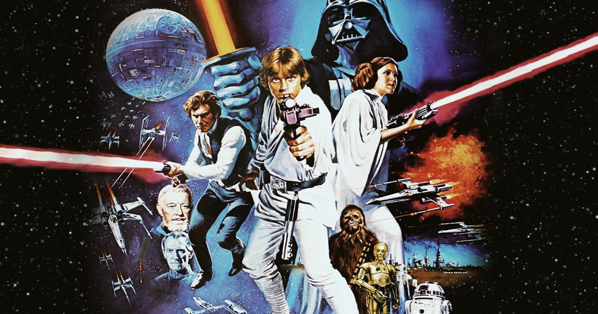 Star Wars Instagram Captions, the cover of Star Wars: A New Hope featuring the entire cast, pop culture, movies