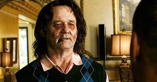bill murray disguised as zombie in zombieland, movies comedy