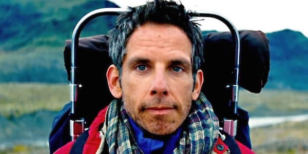 Scene from the movie The Secret life of Walter Mitty