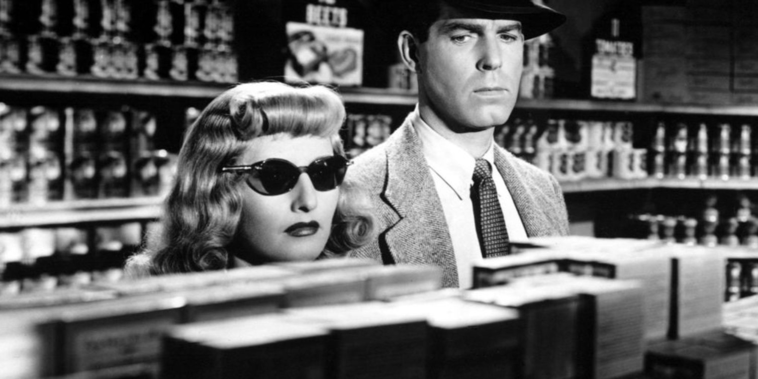 double indemnity, movies