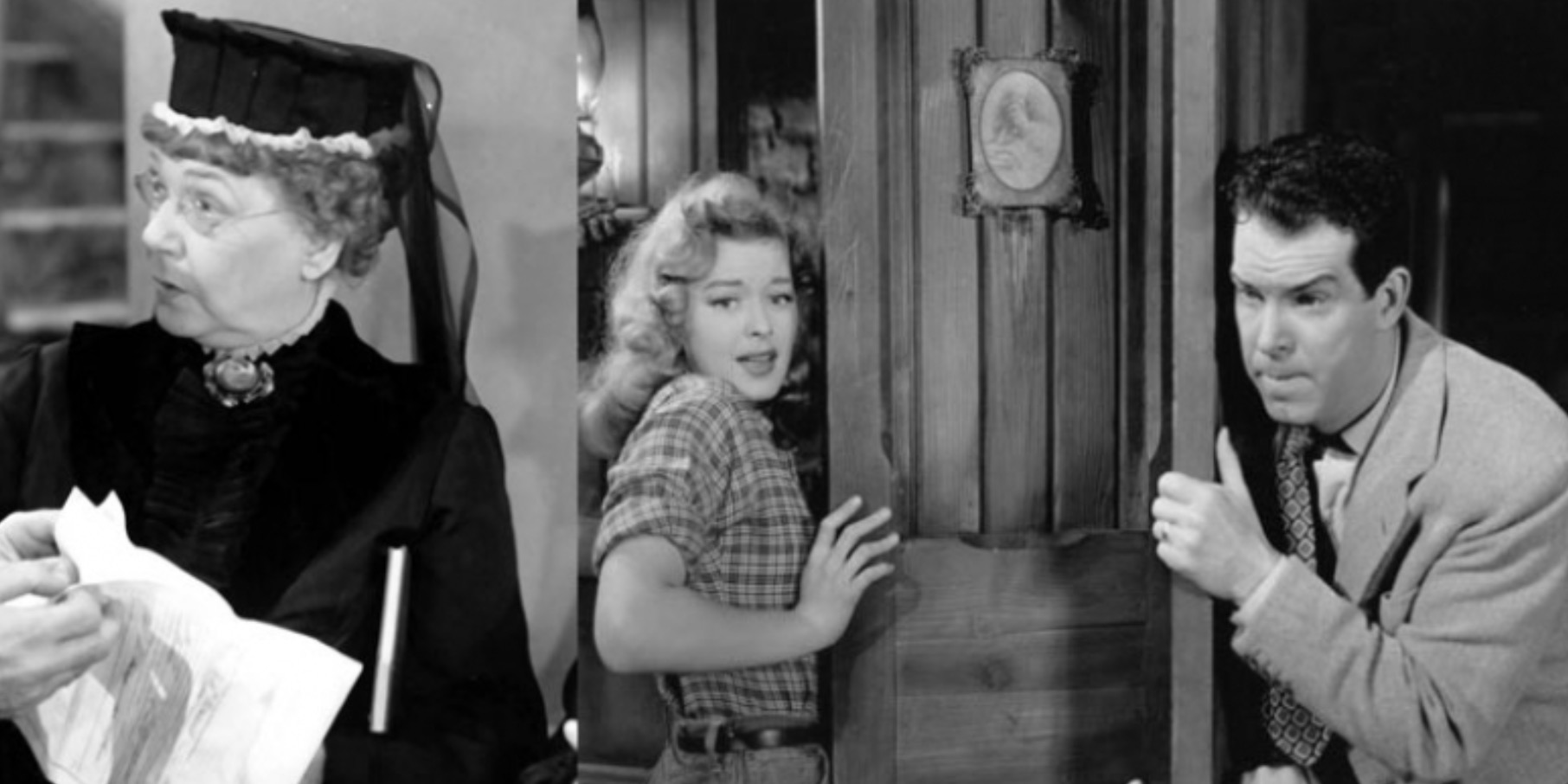 Arsenic and  old lace, movies