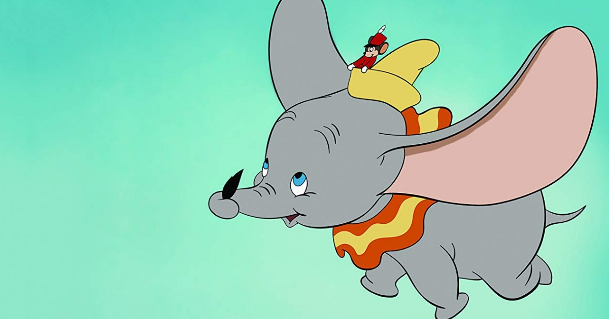 dumbo, flying, Disney