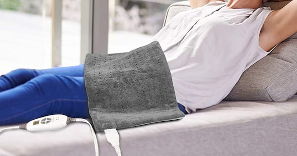 best heating pads for period cramps 2018