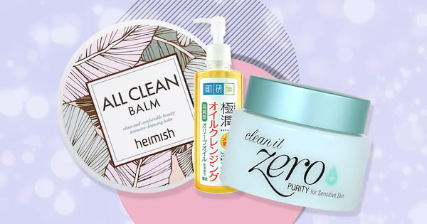 best oil cleansers for oily skin 2018