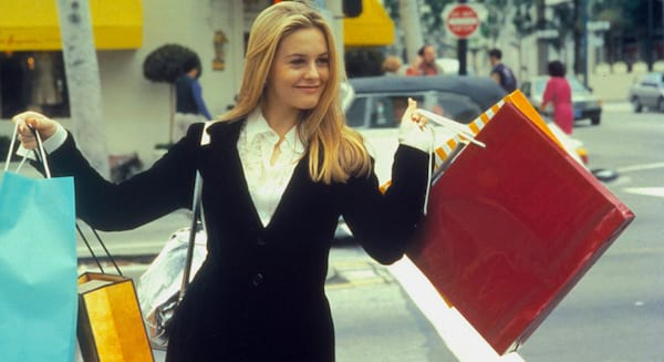 clueless, shopping