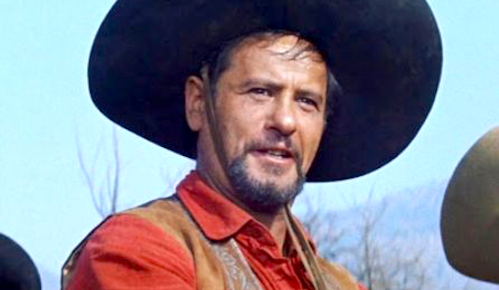 movies, celebs, The Magnificent Seven, 1960, eli wallach, Western