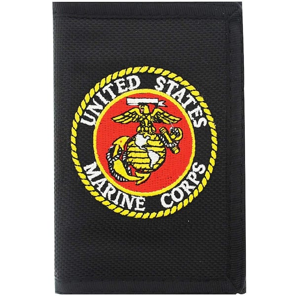 Armed forces wallet from Amazon