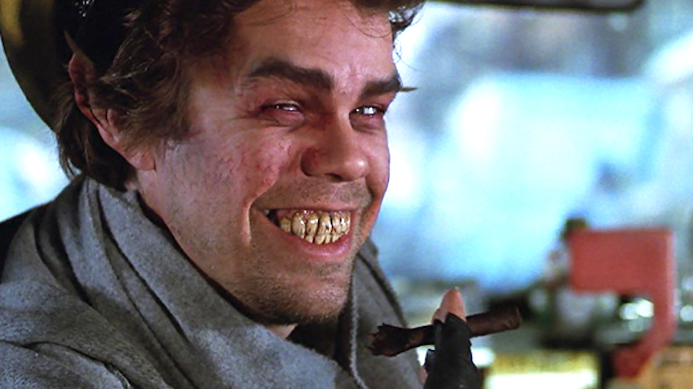 movies, scrooged, 1988, david johansen as the ghost of christmas past