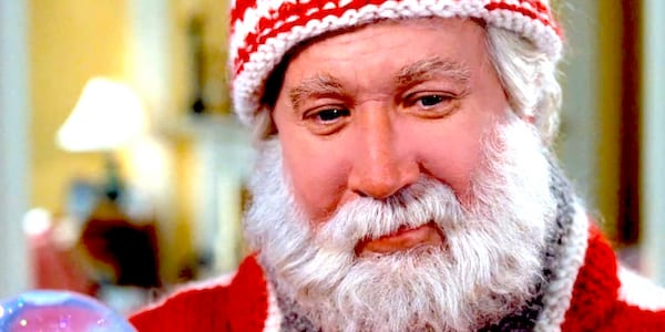The Santa Clause, christmas, movies