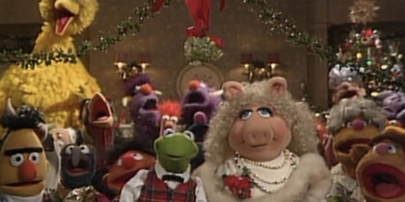 christmas, tv, A Muppet Family Christmas