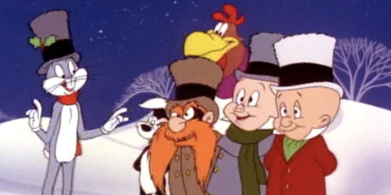 christmas, tv, Bugs Bunny's Looney Christmas Tales