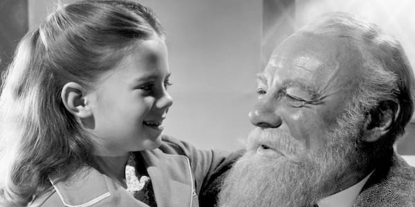 christmas, movies, Miracle on 34th street