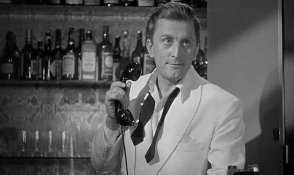 movies, celebs, the bad and the beautiful, 1952, kirk douglas