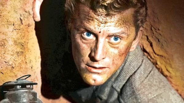movies, celebs, ace in the hole, 1951, kirk douglas
