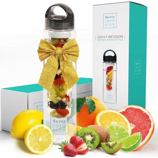 Savvy Infusion water bottle from Amazon