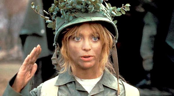 movies, history, america, salute, soldier, army, usa, military, Goldie Hawn, Private Banjamin