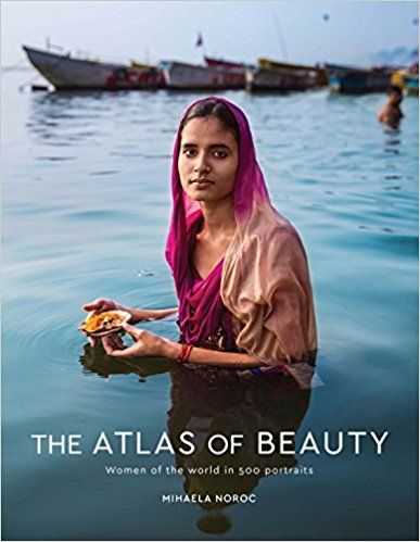 The Atlas of Beauty book from Amazon