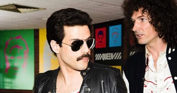 freddie mercury and brian of queen