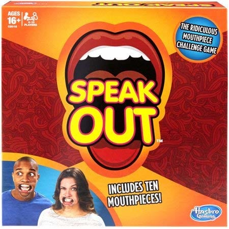 Speak Out game from Amazon