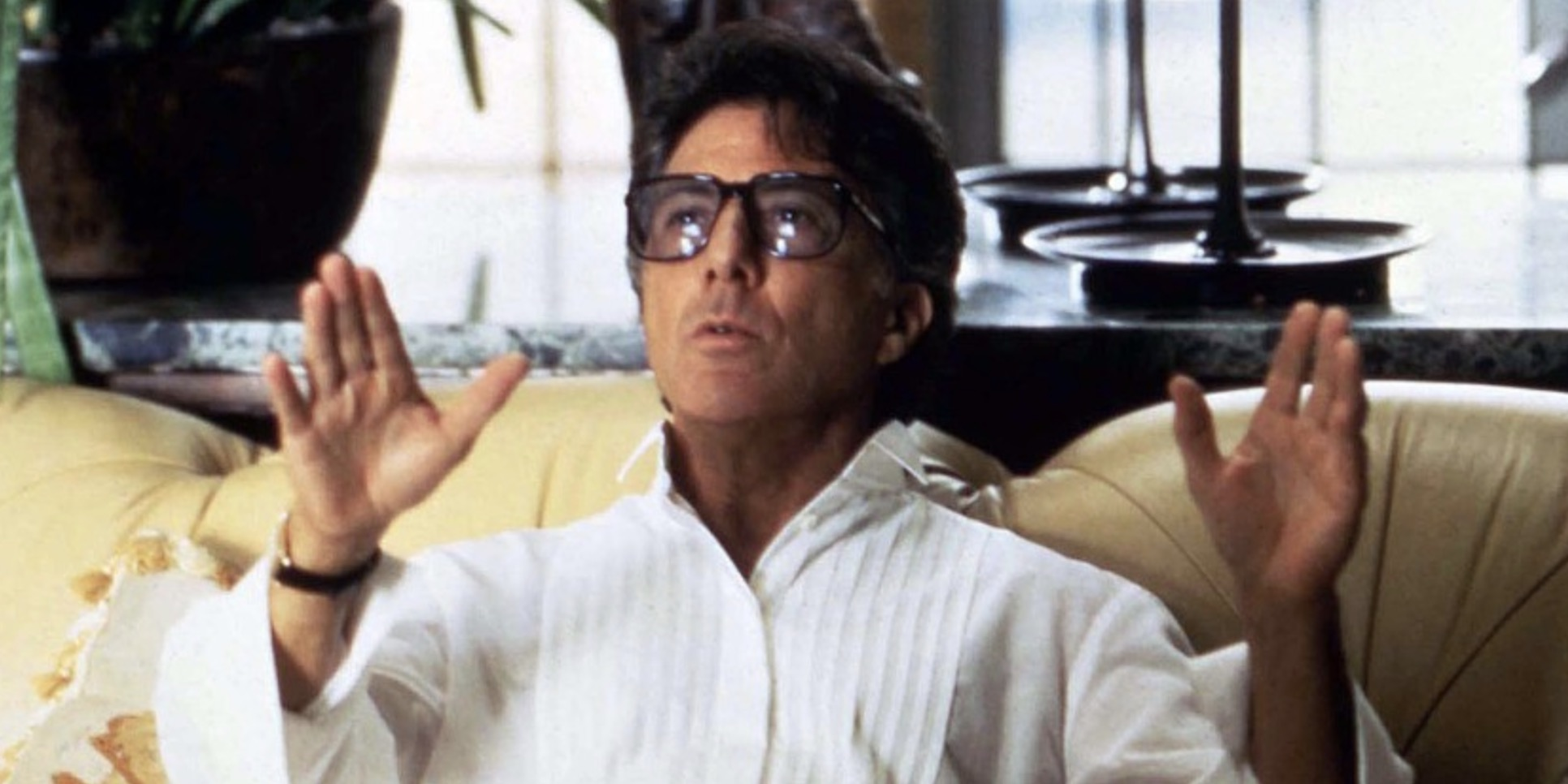 Dustin Hoffman, movies, Wag the Dog
