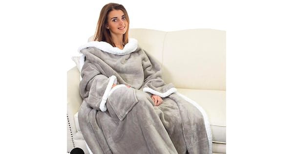 best gifts for people who are always cold, 2018