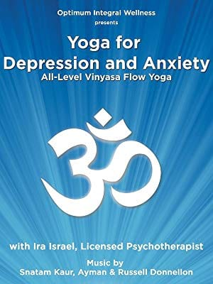 Yoga for Depression and Anxiety from Amazon
