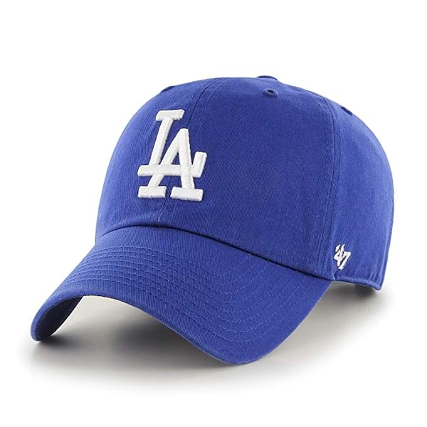 Los Angeles Dodgers baseball hat from Amazon