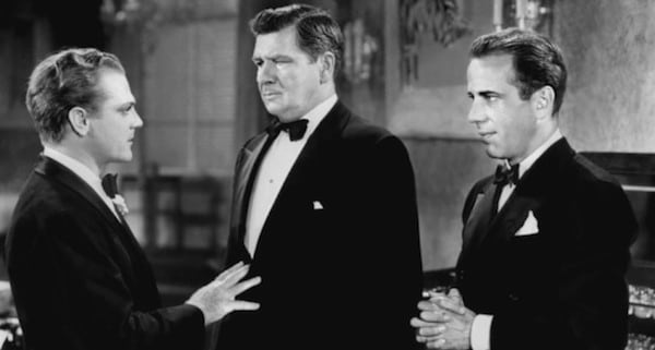 movies, angels with dirty faces, 1938, James Cagney, Humphrey Bogart