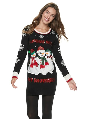 Kohl Ugly Christmas Sweaters.5 Hilarious Ugly Christmas Sweaters For Women To Wear This