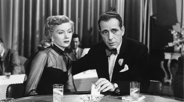 movies, in a lonely place, 1950, Humphrey Bogart