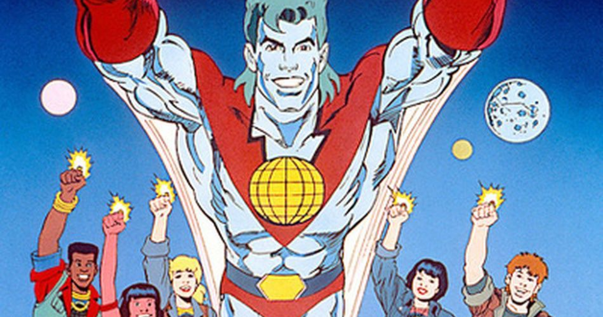 Captain Planet and the Planeteers characters