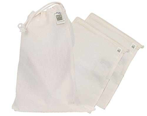 Reusable produce bags from Amazon