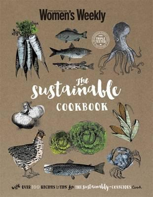 The Sustainable Cookbook book cover