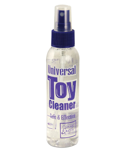 Anti-Bacterial Toy Cleaner from Adam & Eve